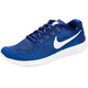 Nike Free RN 2 Running Shoes Men deep royal blue/white-soar-ghost green